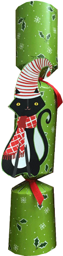 Pet Favor - Yule Cat (CK085.PF)