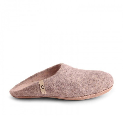 Egos Copenhagen Slipper - Grey (slipper-grey)