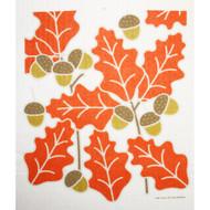 Swedish Dishcloth - Oak Leaves (219.55)