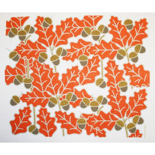 Swedish Drying Mat - Oak Leaves (220.08)