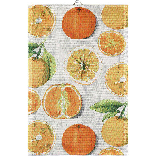 Ekelund Tea/Kitchen Towel - Citrus (Citrus)