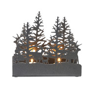 Alpine Trees Tealight Candle Holder (8820311)