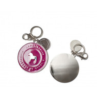 Dalahorse Key Ring - Pink (62993)