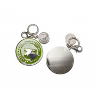 Moose Key Ring - Green (62992)
