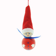 "Nisse Boy Ornament - 3"" (38-1201)"