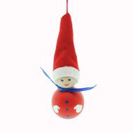 "Nisse Boy Ornament - 3"" (38-1201)"