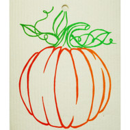 Swedish Dishcloth - Pumpkin (56908)