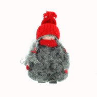 "Tomte Girl with Red Cap - 4.5"" (7006)"