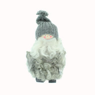 "Tomte Boy with Grey Cap - 4.5"" (7007)"