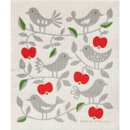 Swedish Dishcloth - Apple Bird (600386)