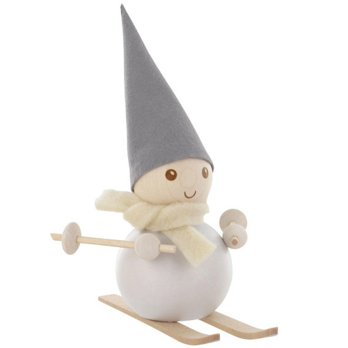 Pyry Pakkanen Christmas Frost Elf on Skis (B5490)