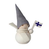 Suomi Pakkanen Tonttu Christmas Frost Elf (B6673)