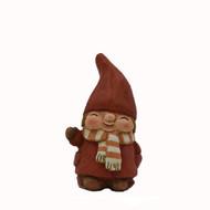 "Lille Luva Tomte Figure - Ceramic - 3"" (9012)"
