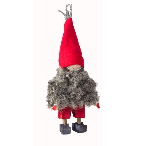 Tomte Santa with Red Trousers and Red Cap (17171)