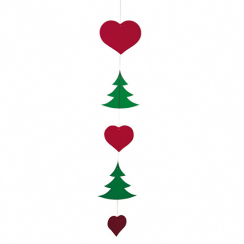Christmas Ornaments Mobile - Flensted (038)