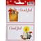 God Jul Gift labels - Nisse Jul - 6-pack - Katarina Dahlquist (11595201E)