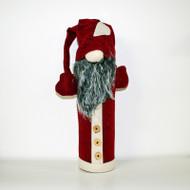 Bottle Bag - Nordic Christmas Santa - Red (BB851R)