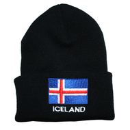 Iceland Knit Hat/Winter Cap - One Size Fits All (KC-I)