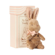 Maileg My First Bunny - Rose - Gift Boxed (16-7931)