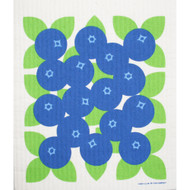 Swedish Dishcloth - Blueberry Patch (219.42)