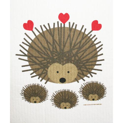 Swedish Dishcloth - Hedgehog (219.64)
