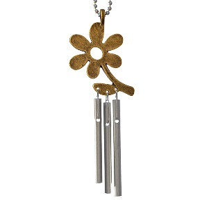 "Musical Car Charm - Daisy - 3"" Mini Chime (V-DSY)"