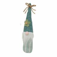 """Scandinavian Meadow Gnome - Blue Hat - 9"""" (T3480B)"""