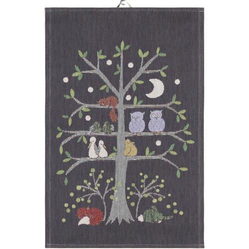 Ekelund Tea/Kitchen Towel - Natt (Natt)