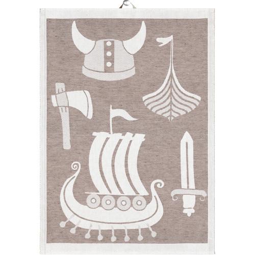 Ekelund Tea/Kitchen Towel - Birka (Birka)