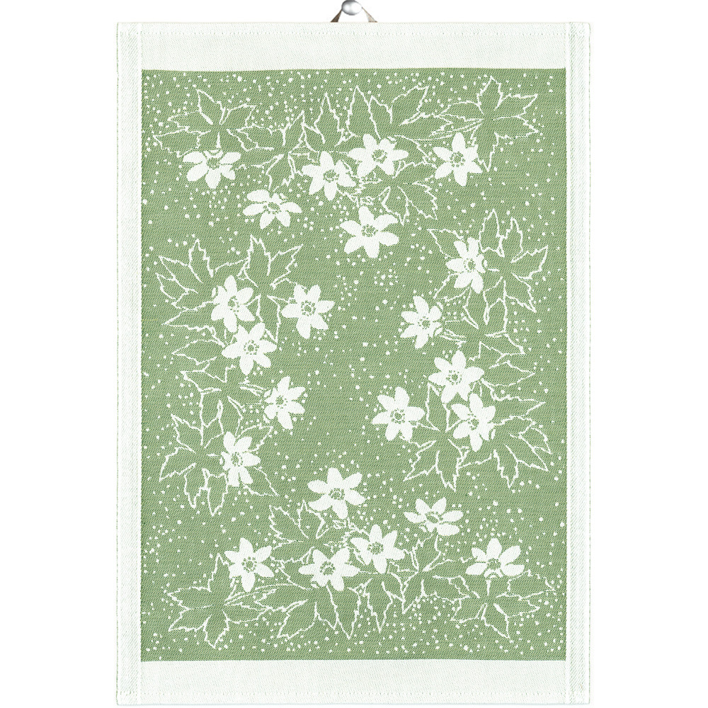 Ekelund Tea Kitchen Towel - Anemone (Anemone) c8870eb55