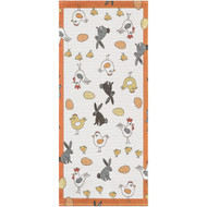 Ekelund Table Runner - Honor & Harar - 14 inch x 41 inch (Honor & Harar-R)