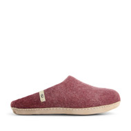 Egos Copenhagen Slipper - Bordeaux (310)
