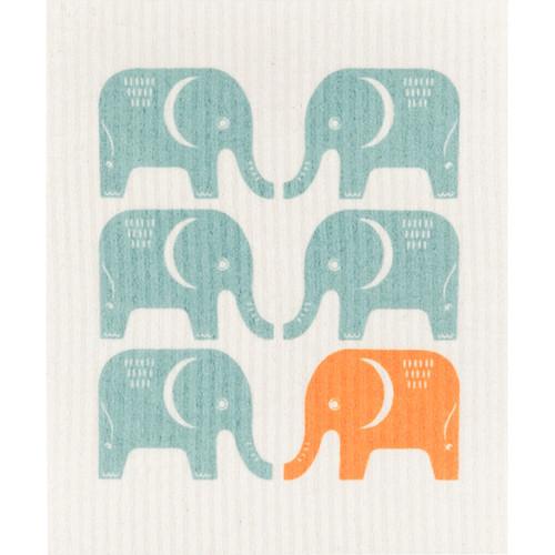 Swedish Dishcloth - Edgar Elephant (70103)