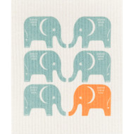Swedish Dishcloth - Edgar Elephant (70103)
