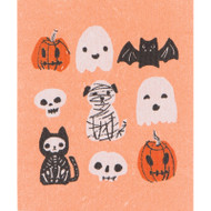 Swedish Dishcloth - Happy Howloween (70107)