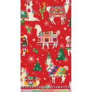 Dolli Llama Paper Guest Towel Napkins (14770G)