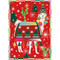 Hello Dolli Christmas Card Box B Size 16 In (88104)