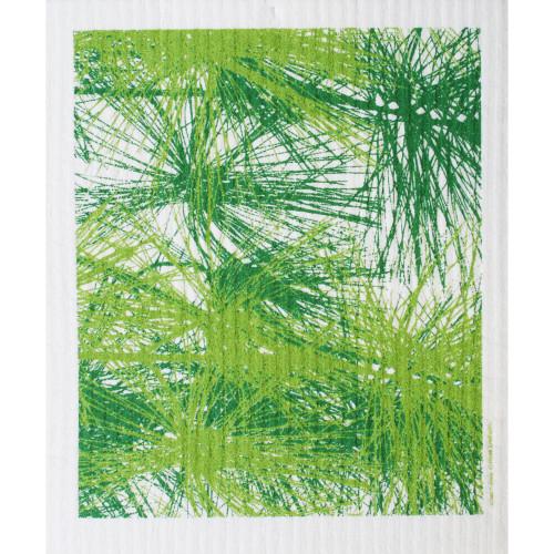 Swedish Dishcloth - White Pines (218.63)