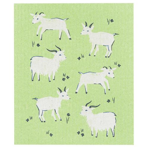 Swedish Dishcloth - Goats (70110)