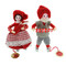 "Pixie Couple With Child - 4.5"" - Gift Boxed (628)"