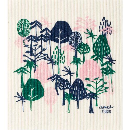 Swedish Dishcloth - Wildwood (600391)