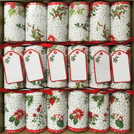 Christmas Crackers - English Garden - 6 Pack (CK089)