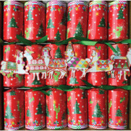 Christmas Crackers - Hello Dolli Llama - 6 Pack (CK088)
