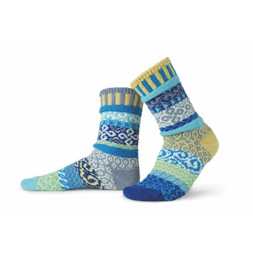 Solmate Socks - Adult Crew - Air (AIR)