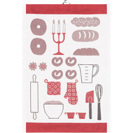 Ekelund Kitchen Towel - Julbak (Julbak)