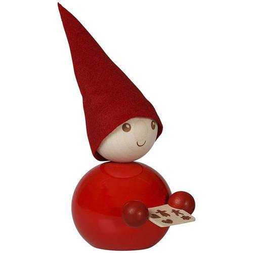"""Tonttu Christmas Elf with Pepparkakor - 3.5"""" (B6834)"""