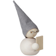 """Tonttu Viisas Christmas Frost Elf with Glasses and Notebook - 3.5"""" (B6837)"""