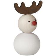 Tonttu Christmas Punakuono Reindeer - 4 inch (B6852)