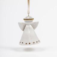 "Angel Himla Ornament - Ceramic - 2 1/2"" (5403)"