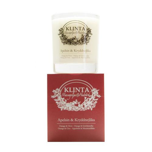 Handmade Scented Natural Soy Candle - Frankincense & Myrrh (K0288)